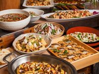 上野の和食ビュッフェ「大地の贈り物」にて『鰻フェア』を7月3日(月)よりスタート!