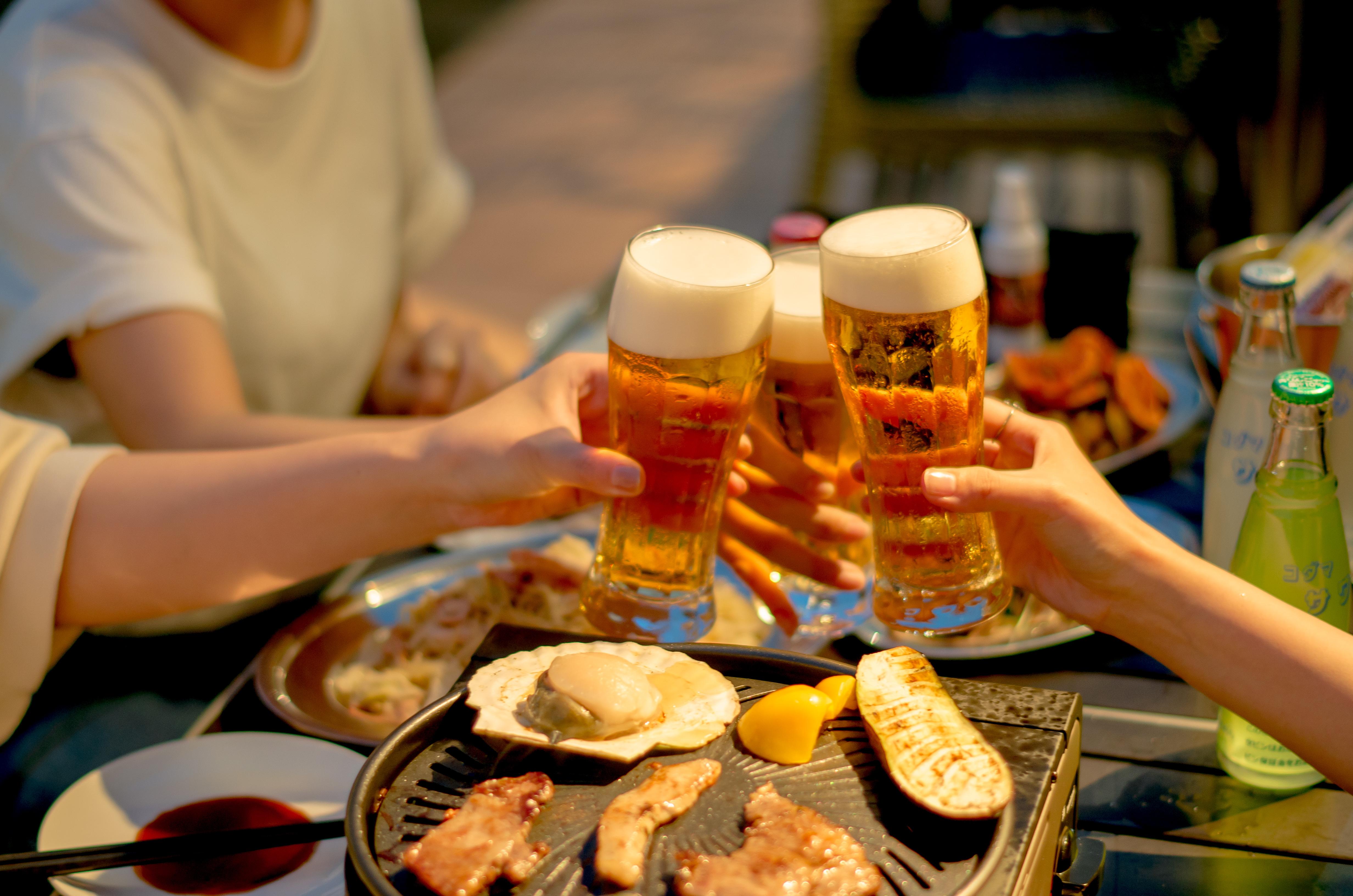 【錦糸町でテラスBBQ】今年の夏はビアテラスで手ぶらBBQ!