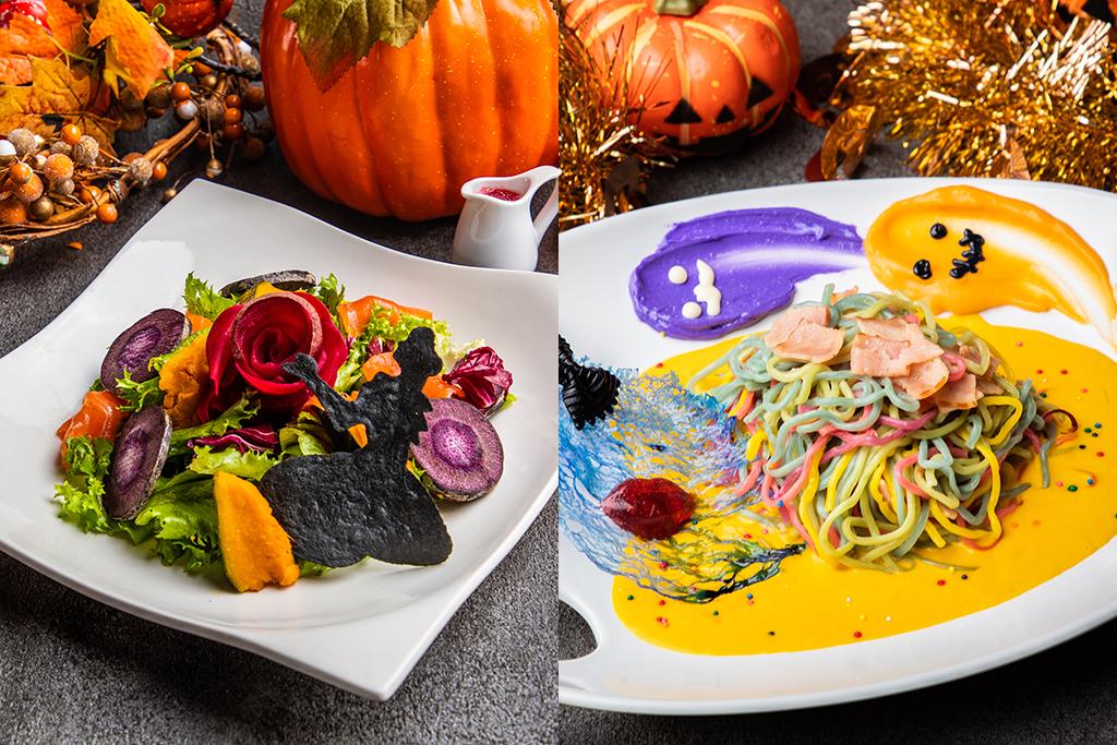 【アリスのファンタジーレストラン ✖ KAWAII MONSTER CAFE】TOKYO Halloween collection開幕!