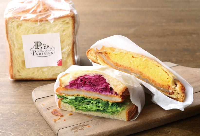 """広島名物""""がんす""""が萌え断に?! クロワッサン食パンとがんすの出会い「がんすサンドイッチ」広島PARCO1階のパイ専門店「Pieee Parlor Parisien」で販売開始!"""