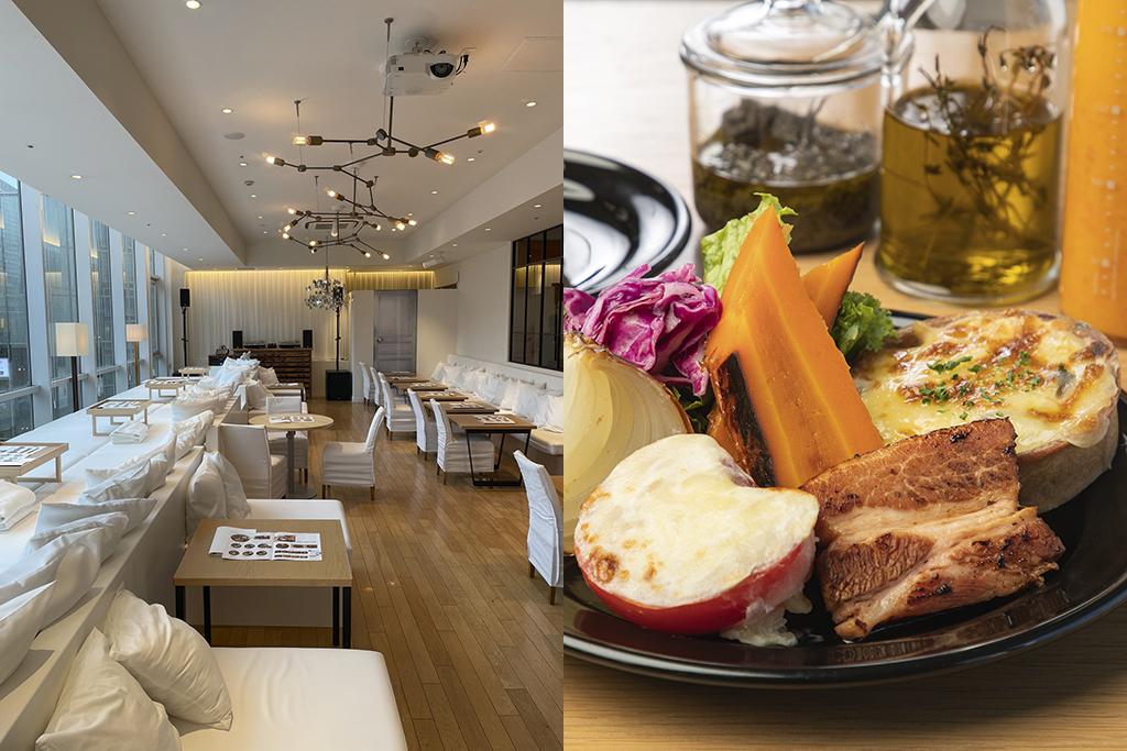 【リニューアル】おうちでリラックスしているような寛ぎの空間で お野菜たっぷりプレートやできたてスイーツを楽しめるカフェ 『chano-ma 秋葉原』オープン!